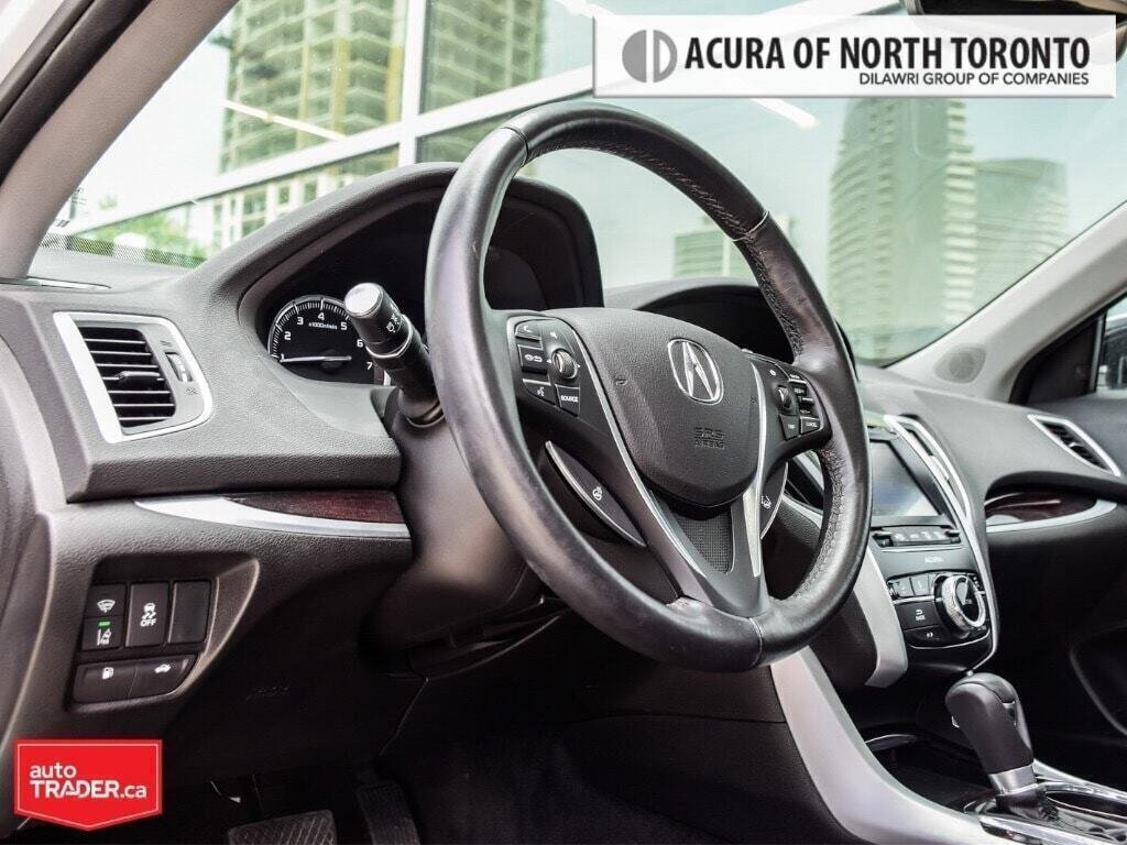 2017 Acura TLX 2.4L P-AWS in Thornhill, Ontario - 9 - w1024h768px