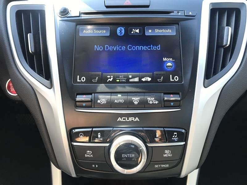 2017 Acura TLX 3.5L SH-AWD w/Tech Pkg in Markham, Ontario - 20 - w1024h768px