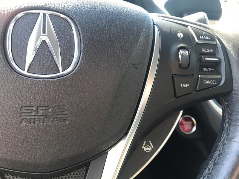 2017 Acura TLX 3.5L SH-AWD w/Tech Pkg in Markham, Ontario - 17 - w1024h768px