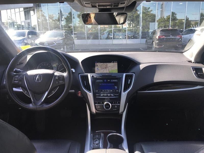 2017 Acura TLX 3.5L SH-AWD w/Tech Pkg in Markham, Ontario - 14 - w1024h768px