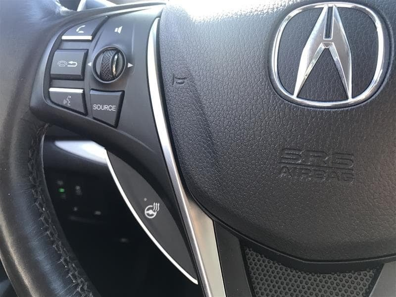 2017 Acura TLX 3.5L SH-AWD w/Tech Pkg in Markham, Ontario - 16 - w1024h768px