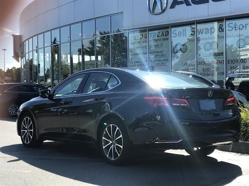 2017 Acura TLX 3.5L SH-AWD w/Tech Pkg in Markham, Ontario - 5 - w1024h768px