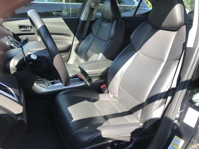 2017 Acura TLX 3.5L SH-AWD w/Tech Pkg in Markham, Ontario - 11 - w1024h768px