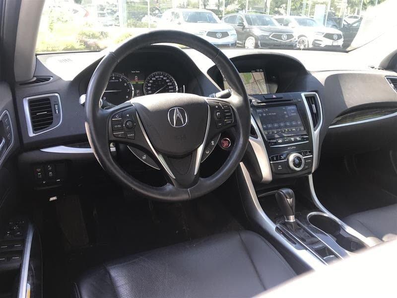 2018 Acura TLX 2.4L P-AWS w/Tech Pkg in Markham, Ontario - 10 - w1024h768px