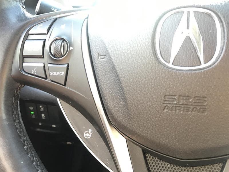 2018 Acura TLX 2.4L P-AWS w/Tech Pkg in Markham, Ontario - 16 - w1024h768px