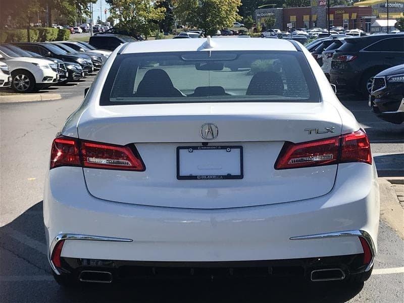 2018 Acura TLX 2.4L P-AWS w/Tech Pkg in Markham, Ontario - 6 - w1024h768px