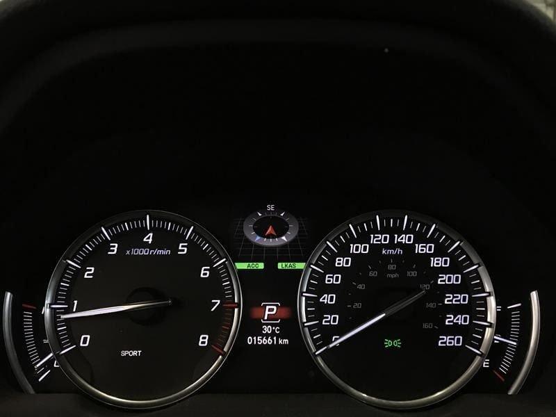 2018 Acura TLX 2.4L P-AWS w/Tech Pkg in Markham, Ontario - 15 - w1024h768px