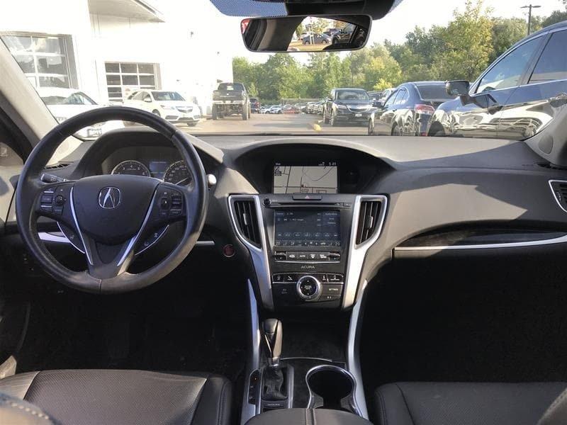 2018 Acura TLX 2.4L P-AWS w/Tech Pkg in Markham, Ontario - 14 - w1024h768px