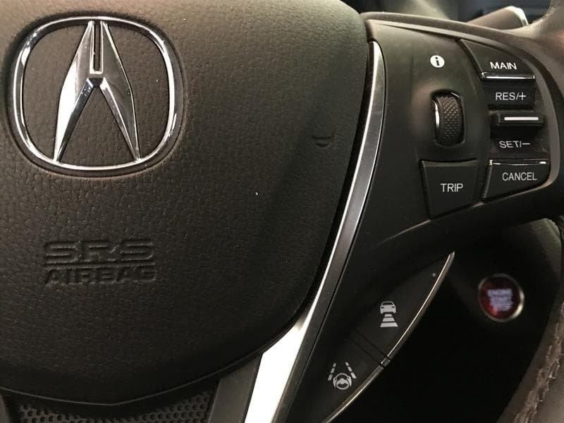 2018 Acura TLX 2.4L P-AWS w/Tech Pkg in Markham, Ontario - 17 - w1024h768px
