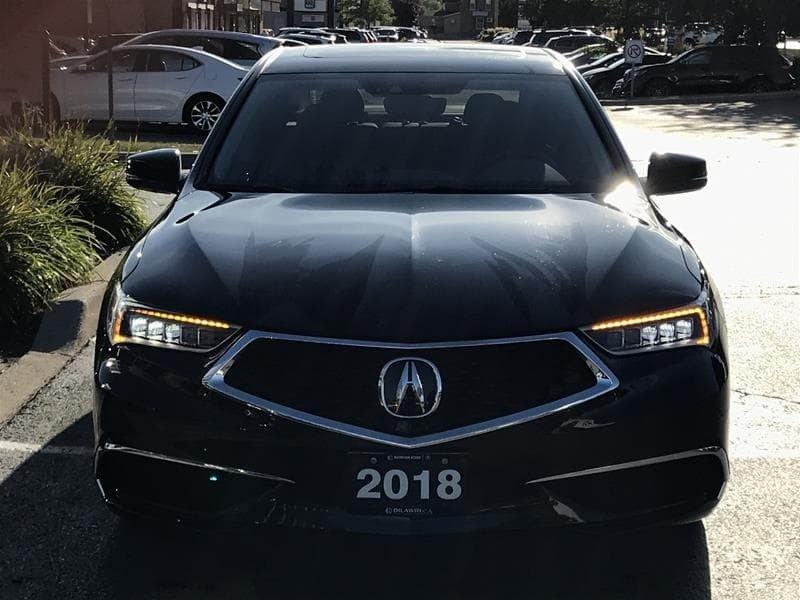 2018 Acura TLX 2.4L P-AWS w/Tech Pkg in Markham, Ontario - 9 - w1024h768px