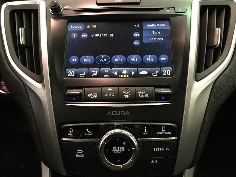 2018 Acura TLX 2.4L P-AWS w/Tech Pkg in Markham, Ontario - 20 - w1024h768px