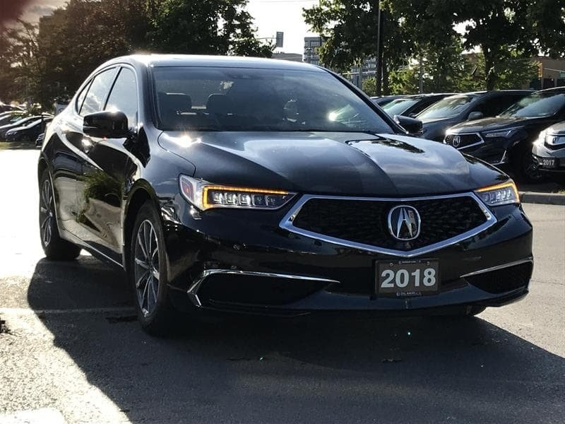 2018 Acura TLX 2.4L P-AWS w/Tech Pkg in Markham, Ontario - 8 - w1024h768px