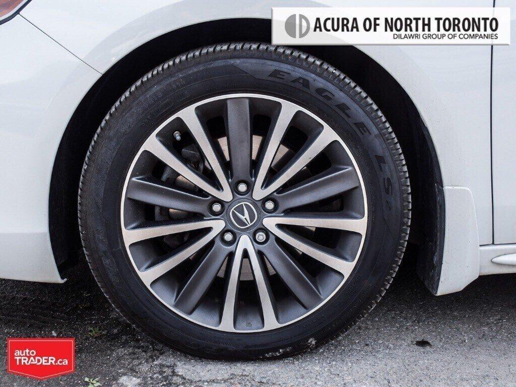 2018 Acura TLX 3.5L SH-AWD w/Elite Pkg in Thornhill, Ontario - 8 - w1024h768px
