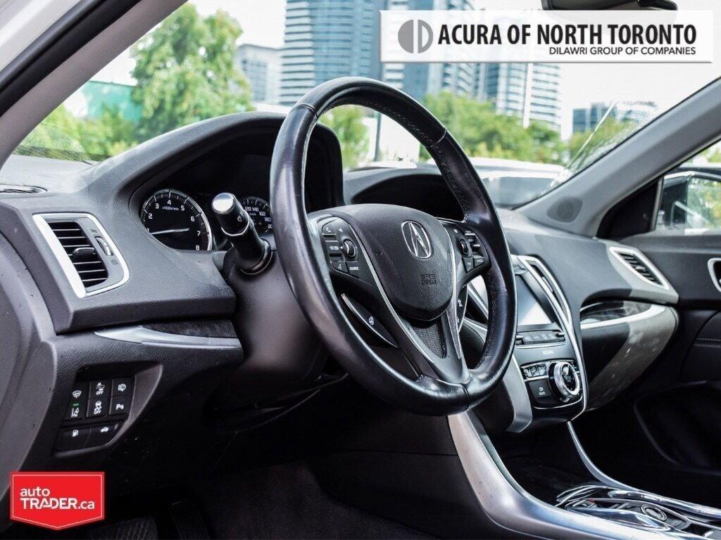 2018 Acura TLX 3.5L SH-AWD w/Elite Pkg in Thornhill, Ontario - 9 - w1024h768px