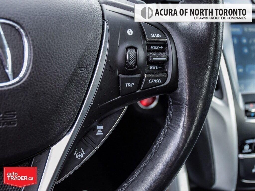 2018 Acura TLX 3.5L SH-AWD w/Elite Pkg in Thornhill, Ontario - 19 - w1024h768px