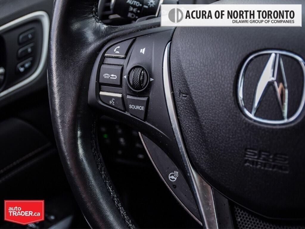 2018 Acura TLX 3.5L SH-AWD w/Elite Pkg in Thornhill, Ontario - 18 - w1024h768px