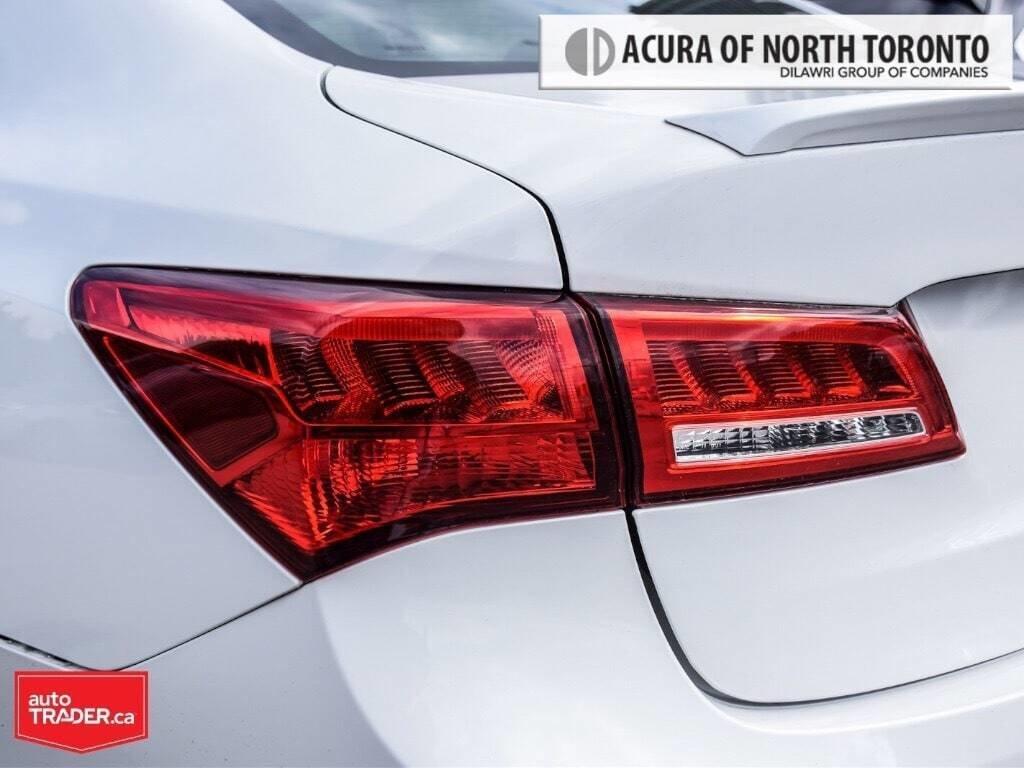 2018 Acura TLX 3.5L SH-AWD w/Elite Pkg in Thornhill, Ontario - 7 - w1024h768px