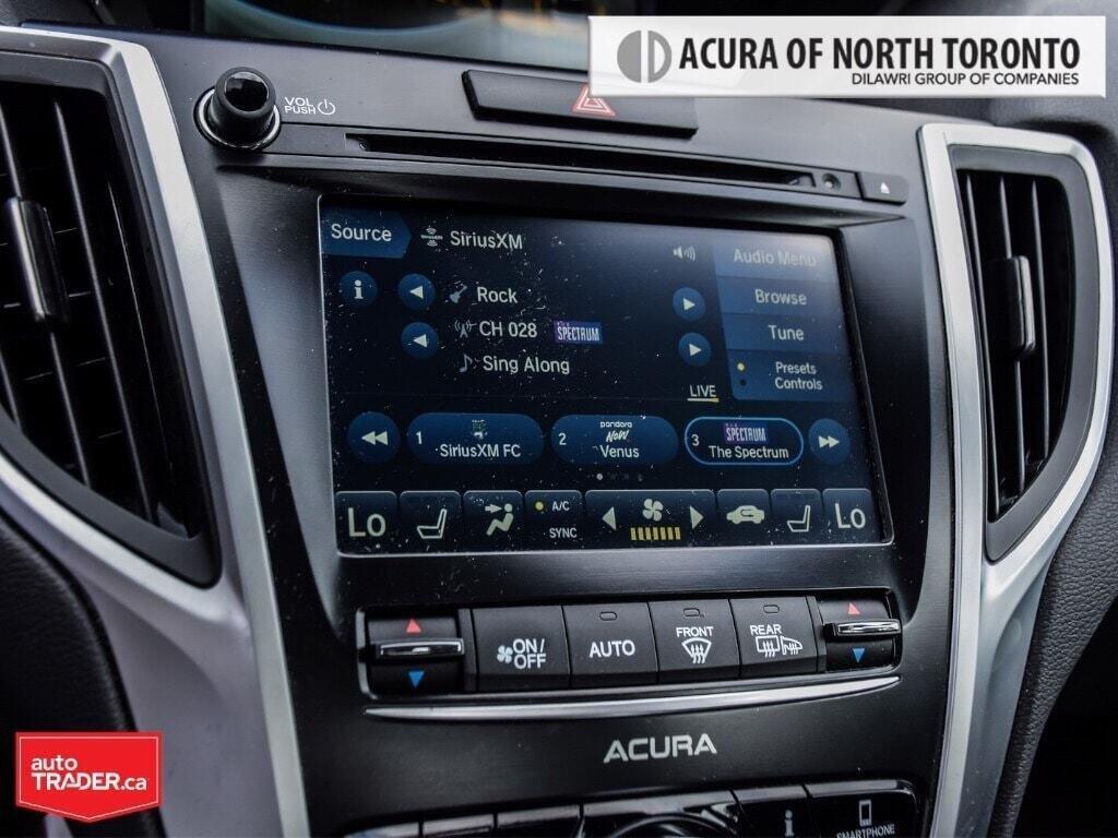 2018 Acura TLX 3.5L SH-AWD w/Elite Pkg in Thornhill, Ontario - 15 - w1024h768px