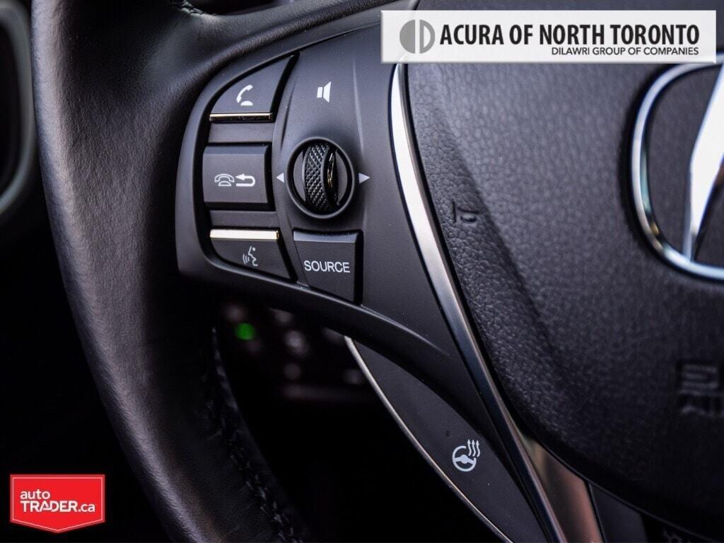 2018 Acura TLX 3.5L SH-AWD w/Tech Pkg in Thornhill, Ontario - 20 - w1024h768px