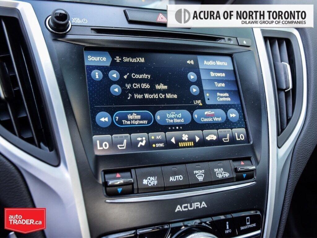 2018 Acura TLX 3.5L SH-AWD w/Tech Pkg in Thornhill, Ontario - 17 - w1024h768px