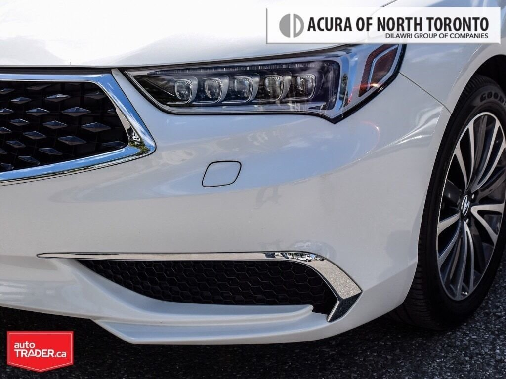 2018 Acura TLX 3.5L SH-AWD w/Tech Pkg in Thornhill, Ontario - 6 - w1024h768px