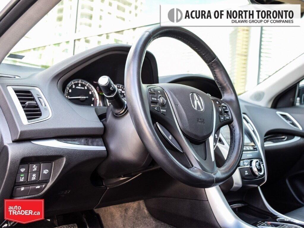 2018 Acura TLX 3.5L SH-AWD w/Tech Pkg in Thornhill, Ontario - 9 - w1024h768px