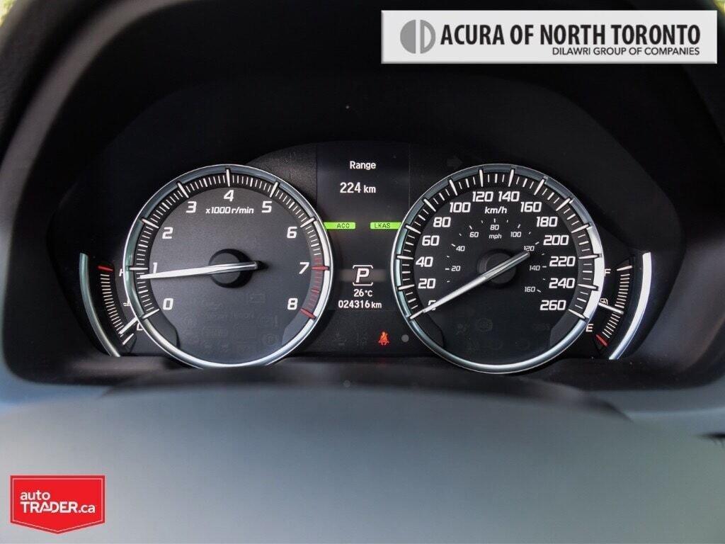 2018 Acura TLX 3.5L SH-AWD w/Tech Pkg in Thornhill, Ontario - 14 - w1024h768px