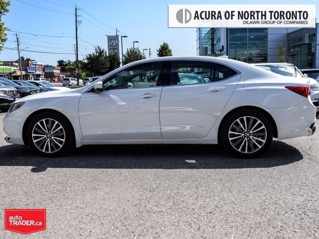 2018 Acura TLX 3.5L SH-AWD w/Tech Pkg in Thornhill, Ontario - 2 - w1024h768px