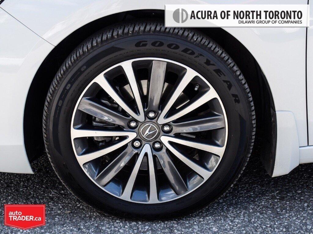 2018 Acura TLX 3.5L SH-AWD w/Tech Pkg in Thornhill, Ontario - 8 - w1024h768px