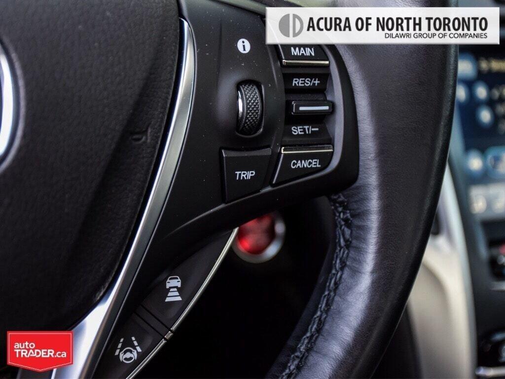 2018 Acura TLX 3.5L SH-AWD w/Tech Pkg in Thornhill, Ontario - 21 - w1024h768px