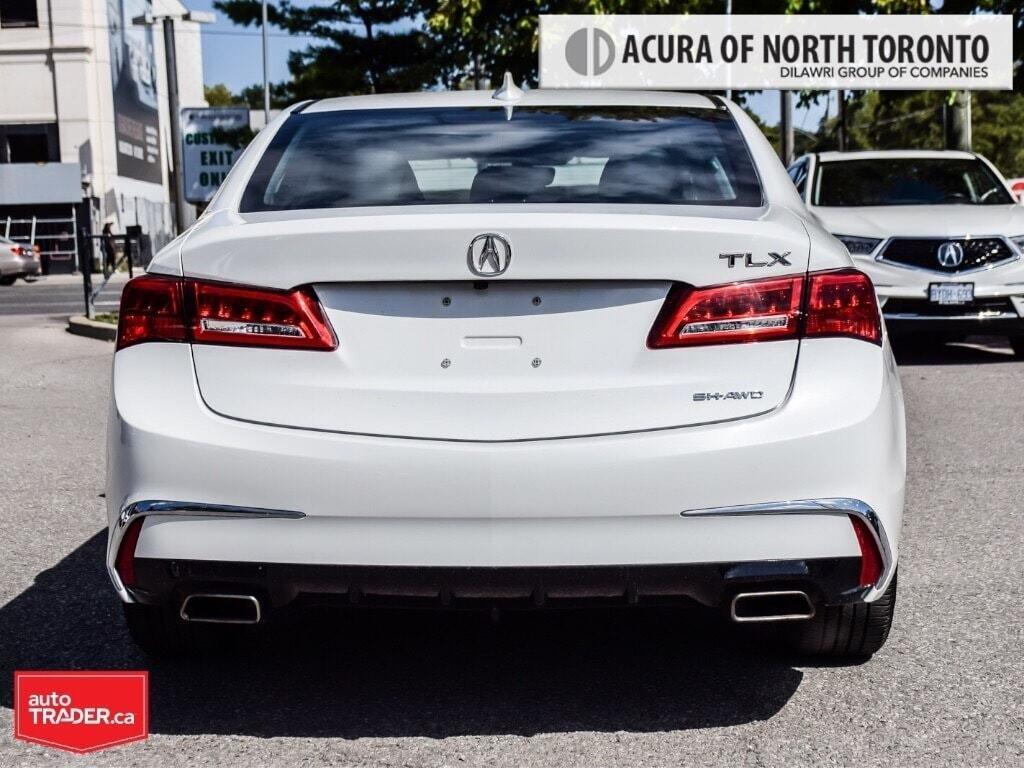 2018 Acura TLX 3.5L SH-AWD w/Tech Pkg in Thornhill, Ontario - 4 - w1024h768px