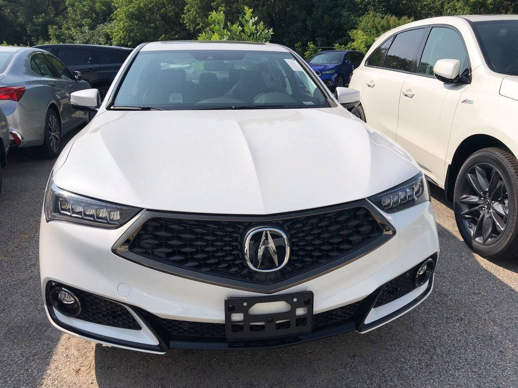 2020 Acura TLX 2.4L P-AWS w/ A-Spec in Markham, Ontario - 2 - w1024h768px