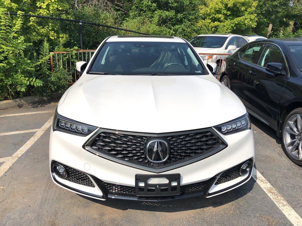 2020 Acura TLX 2.4L P-AWS w/Tech Pkg A-Spec in Markham, Ontario - 2 - w1024h768px