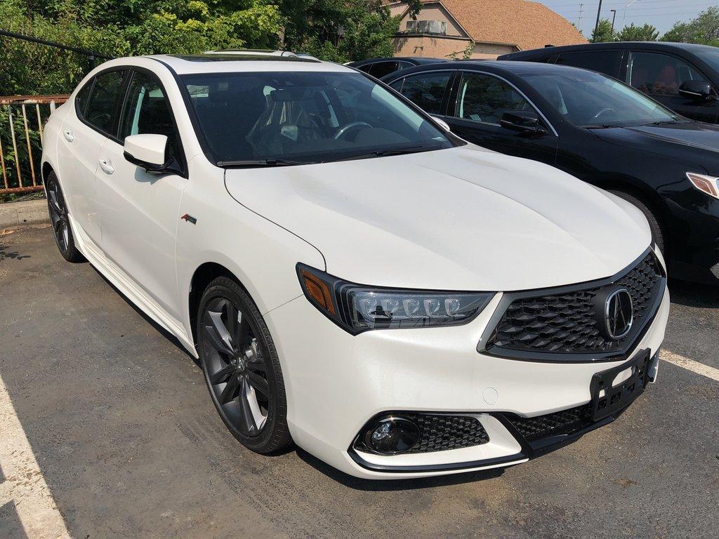 2020 Acura TLX 2.4L P-AWS w/Tech Pkg A-Spec in Markham, Ontario - 3 - w1024h768px