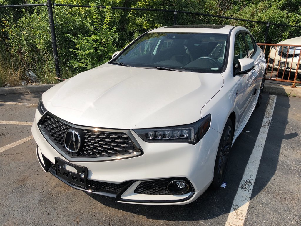 2020 Acura TLX 2.4L P-AWS w/Tech Pkg A-Spec in Markham, Ontario - 1 - w1024h768px
