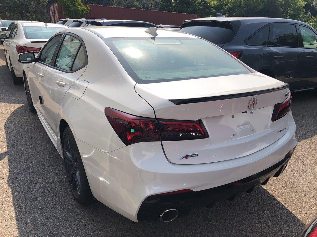 2020 Acura TLX 3.5L SH-AWD w/ A-Spec in Markham, Ontario - 4 - w1024h768px