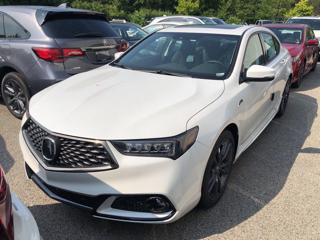 2020 Acura TLX 3.5L SH-AWD w/ A-Spec in Markham, Ontario - 1 - w1024h768px