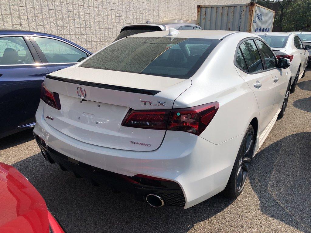 2020 Acura TLX 3.5L SH-AWD w/ A-Spec in Markham, Ontario - 3 - w1024h768px
