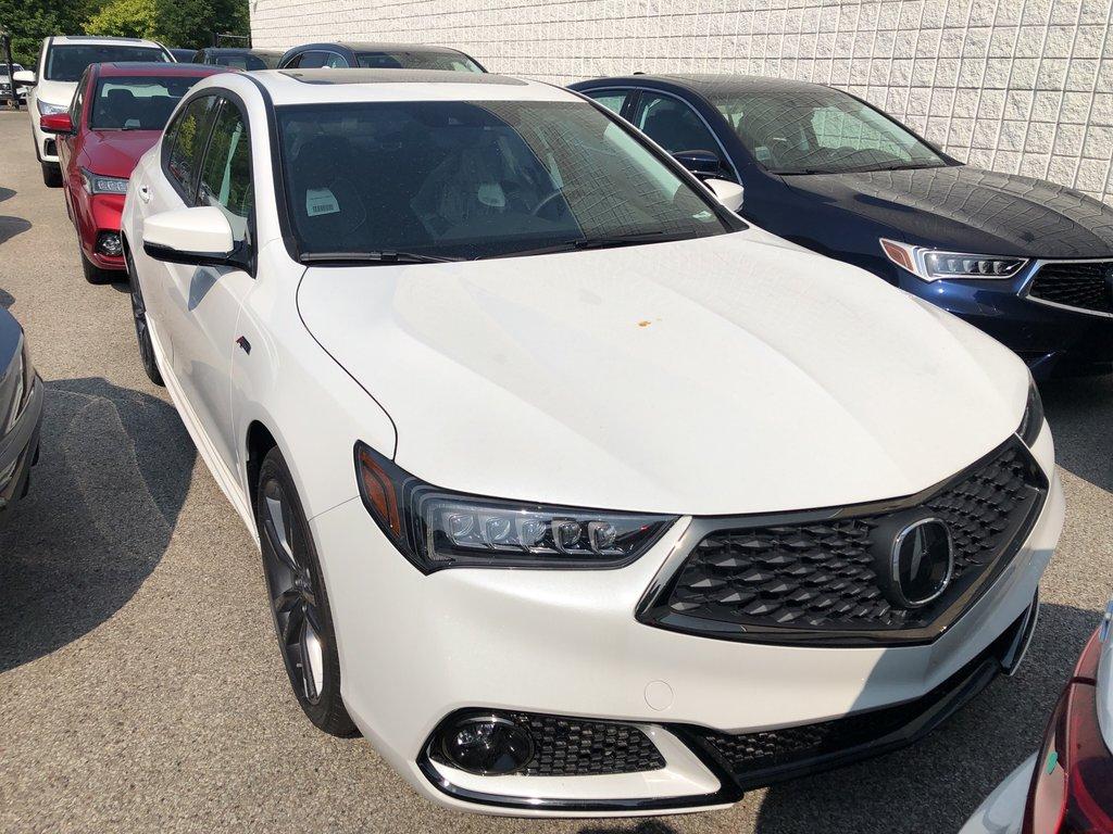 2020 Acura TLX 3.5L SH-AWD w/ A-Spec in Markham, Ontario - 2 - w1024h768px