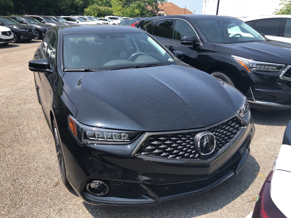 2020 Acura TLX 2.4L P-AWS w/ A-Spec in Markham, Ontario - 2 - w1024h768px