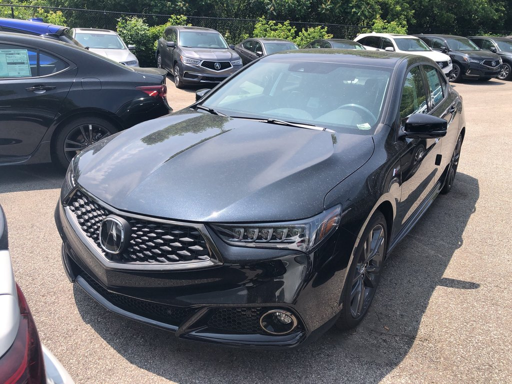 2020 Acura TLX 2.4L P-AWS w/ A-Spec in Markham, Ontario - 1 - w1024h768px