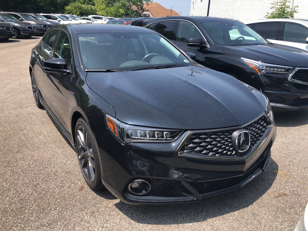 2020 Acura TLX 2.4L P-AWS w/ A-Spec in Markham, Ontario - 3 - w1024h768px