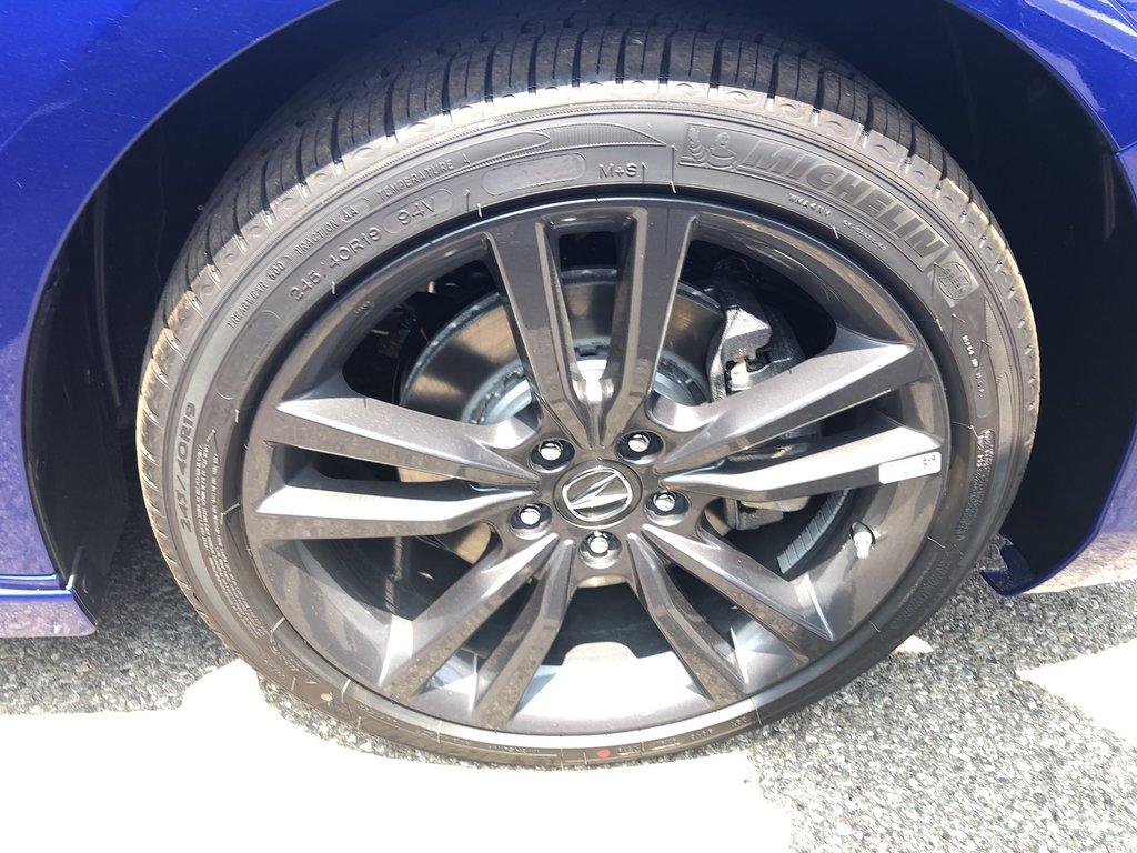 2020 Acura TLX 3.5L SH-AWD w/Elite Pkg A-Spec in Markham, Ontario - 4 - w1024h768px