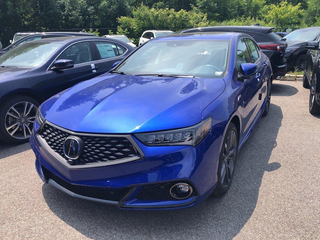 2020 Acura TLX 3.5L SH-AWD w/Elite Pkg A-Spec in Markham, Ontario - 1 - w1024h768px