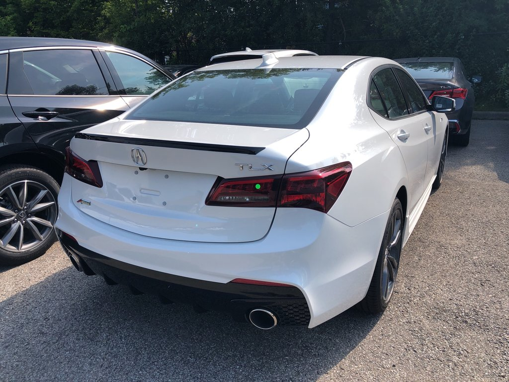 2020 Acura TLX 2.4L P-AWS w/Tech Pkg A-Spec Red in Markham, Ontario - 4 - w1024h768px