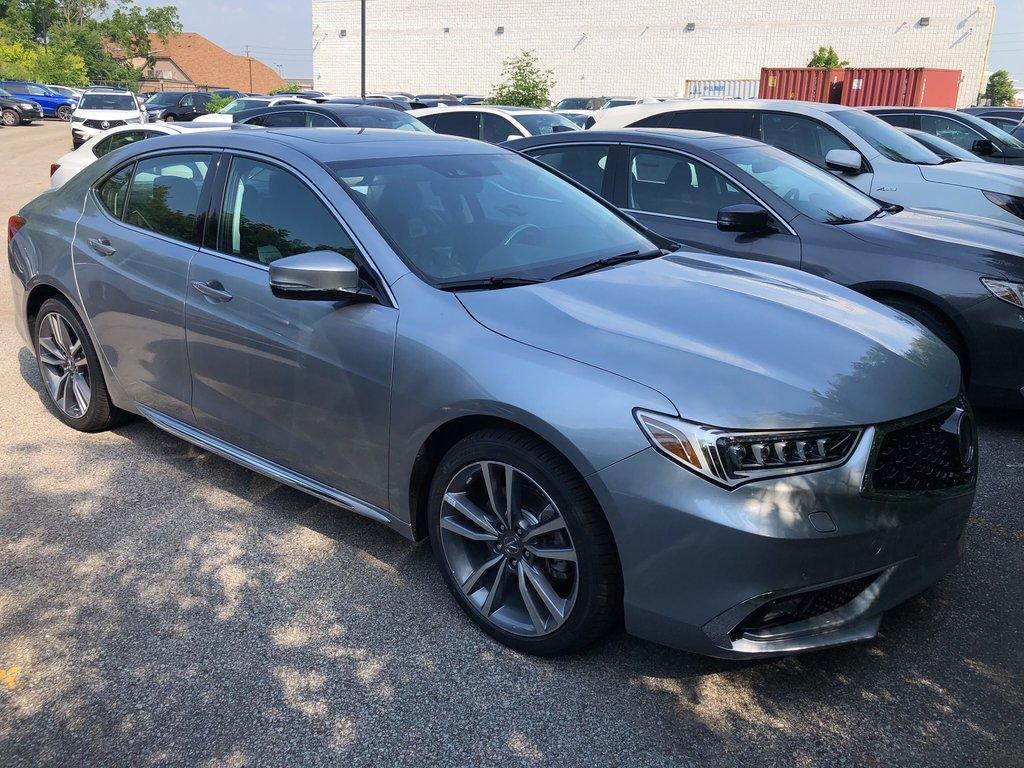 2020 Acura TLX 3.5L SH-AWD w/Elite Pkg in Markham, Ontario - 1 - w1024h768px