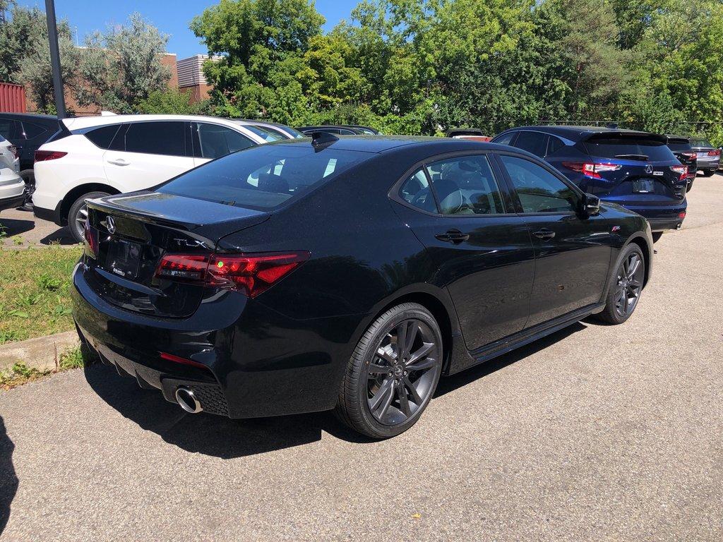 2020 Acura TLX 2.4L P-AWS w/Tech Pkg A-Spec in Markham, Ontario - 5 - w1024h768px