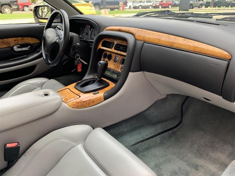 2002 Aston Martin Unlisted Item in Calgary, Alberta - 15 - w1024h768px