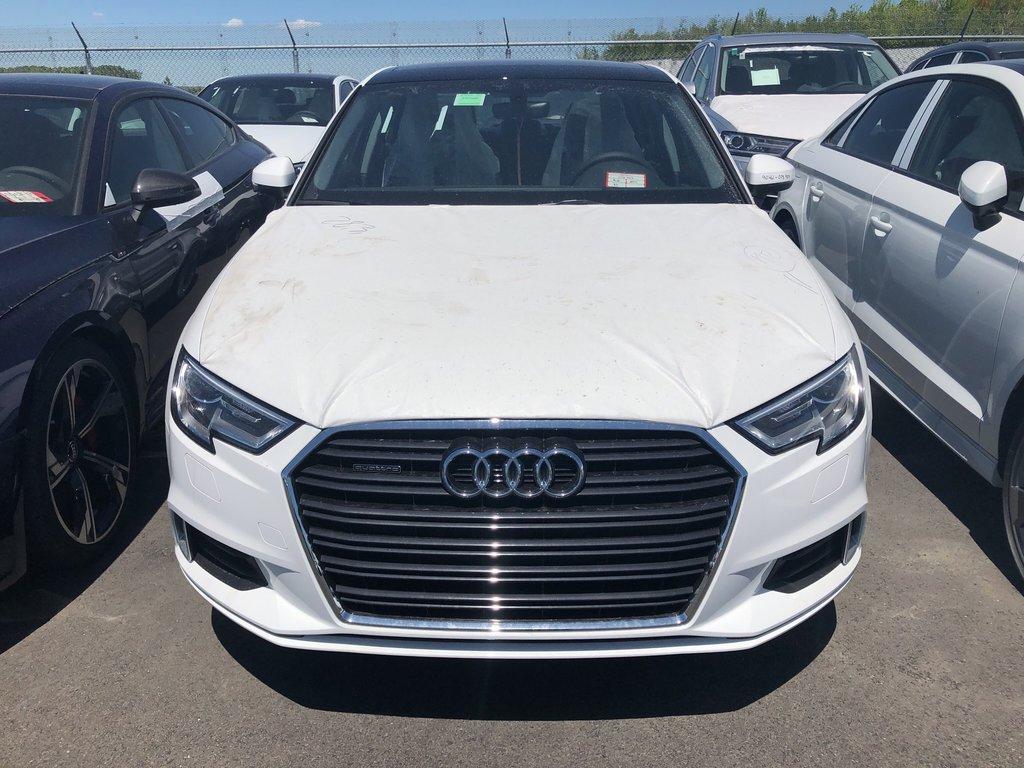 Audi A3 SEDAN Komfort 2019 à St-Bruno, Québec - 2 - w1024h768px