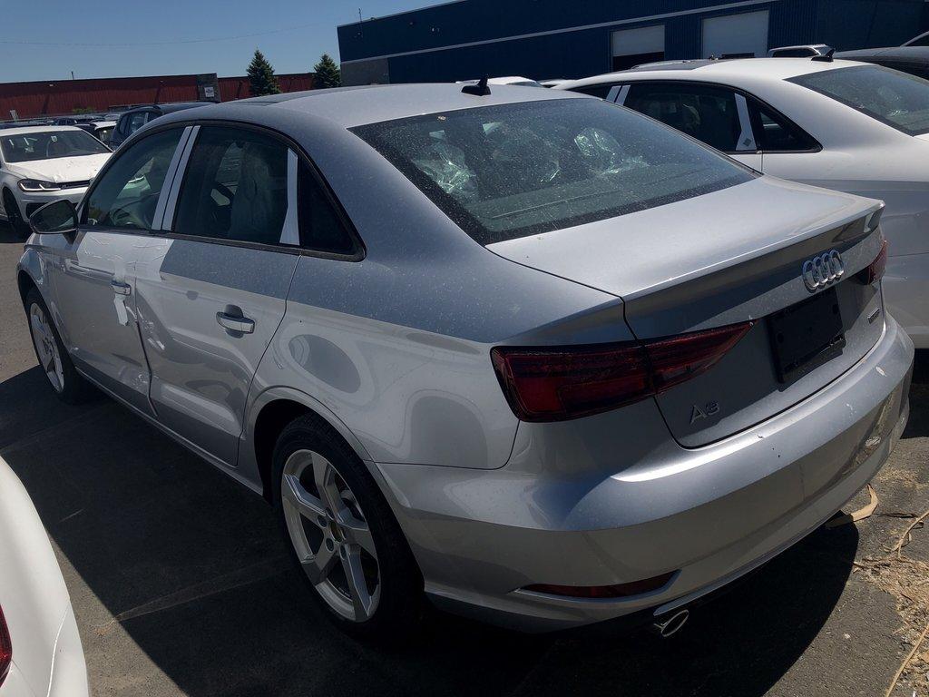 Audi A3 SEDAN Komfort 2019 à St-Bruno, Québec - 5 - w1024h768px